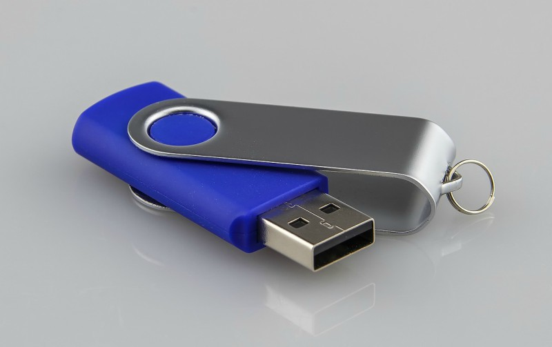 USB ključi uporabljajo hitri vmesnik za prenos podatkov